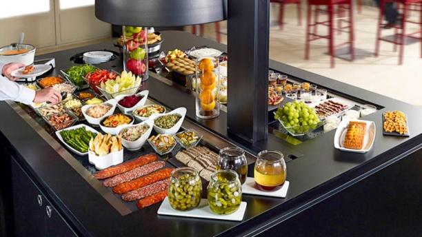 Campanile Taverny Buffet Froid