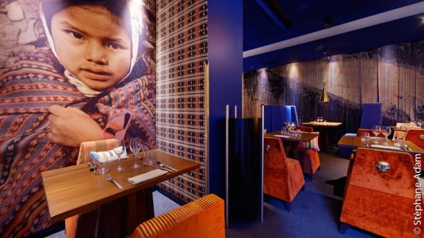 INKA Restaurant Salle du restaurant