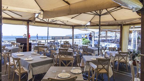 I Re Di Napoli Terrazza