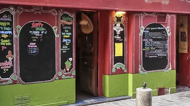 Le Tequila Paris exterieur
