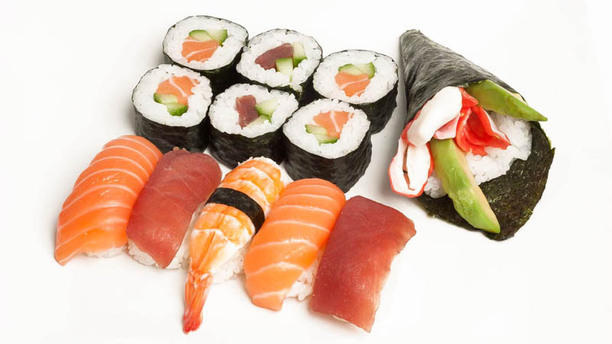 Sushi Kings Suggestie van de chef