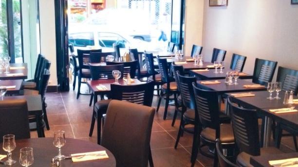 Restaurant marrouj paris 75017 ternes porte maillot - Auberge dab porte maillot restaurant ...