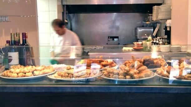 Restaurant marrouj paris 75017 ternes porte maillot - Restaurant italien porte maillot paris 17 ...