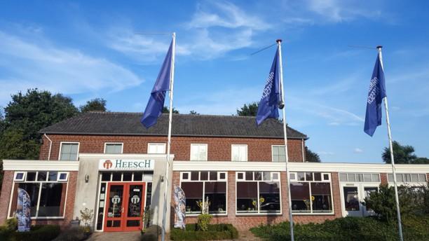 Pannenkoekenhuis Heesch Het restaurant