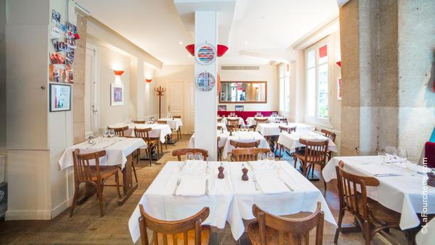 Restaurant les petites sorci res ghislaine arabian paris 75014 al sia menu avis prix - Petit pot ghislaine arabian ...