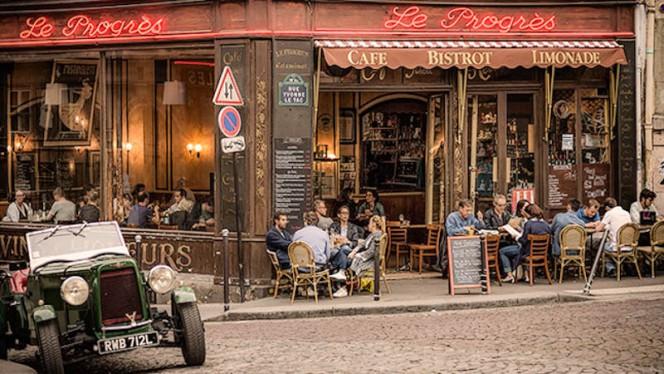 Le Progrès - Restaurant - Paris