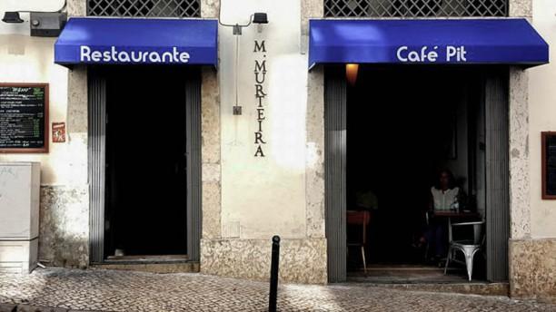 Café Pit Fachada