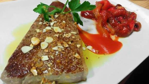 Taberna Almadraba Sugerencia del chef