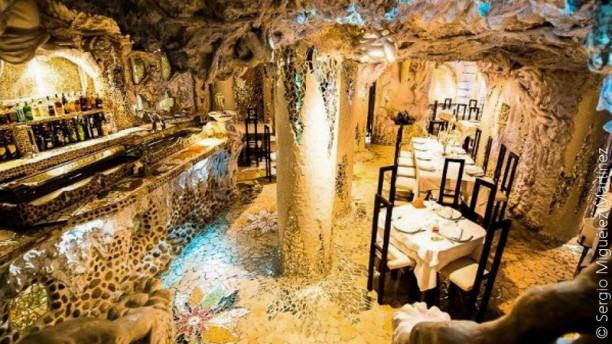 Mágico Campico Sala del restaurante
