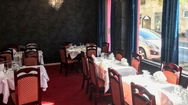 New Dehli Salle du restaurant