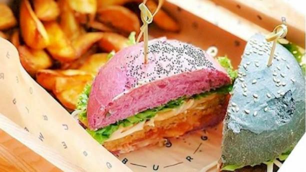 Flower Burger Suggerimento dello chef