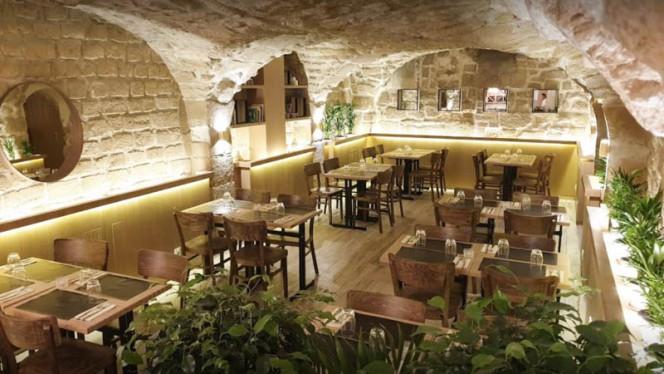 Partenope-i - Restaurant - Paris