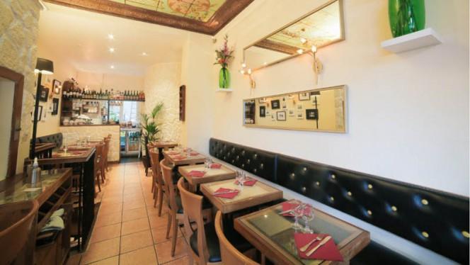 La Sarrasine - Restaurant - Paris