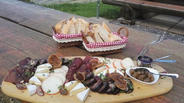 Chalet d'Alpage Mont-De-La-Mayaz Suggestion du chef