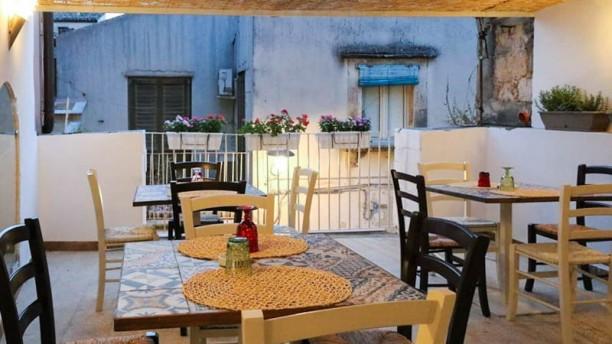 Hostaria Sicilian Bistrot Vista sala