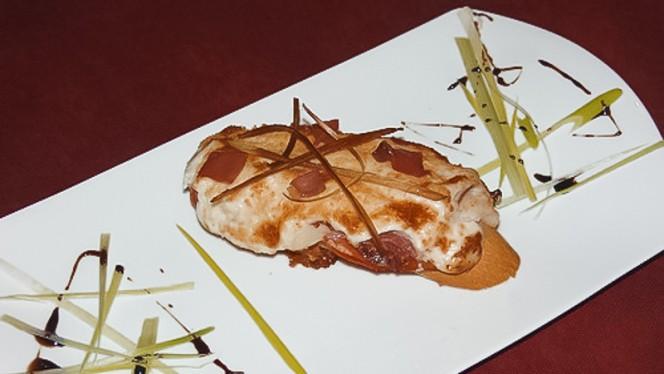 Sugerencia del chef - Taperío El Cerdó, Zaragoza