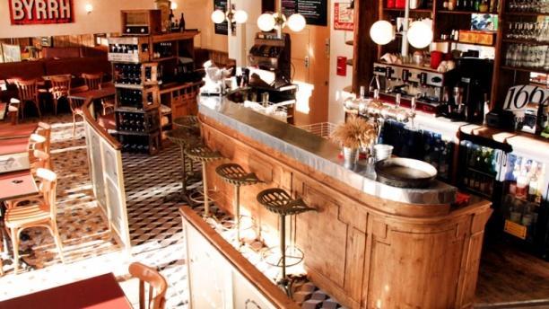 Restaurant le bistrot quai paris 75013 place d 39 italie - Cuisine style bistrot parisien ...