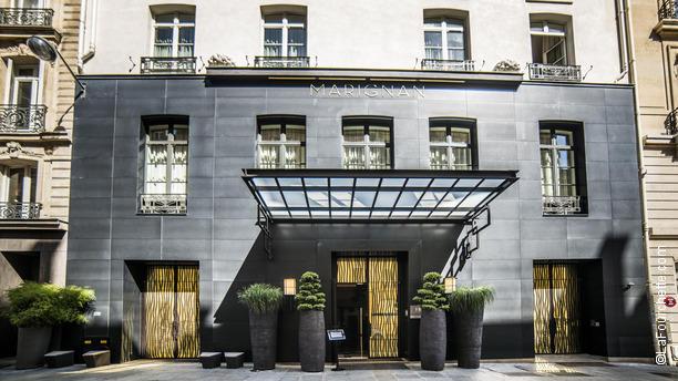 Marignan Bar H 244 Tel Marignan In Paris 30 Restaurant
