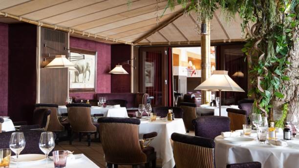 Le Loti - La Réserve Genève Restaurant Le Loti