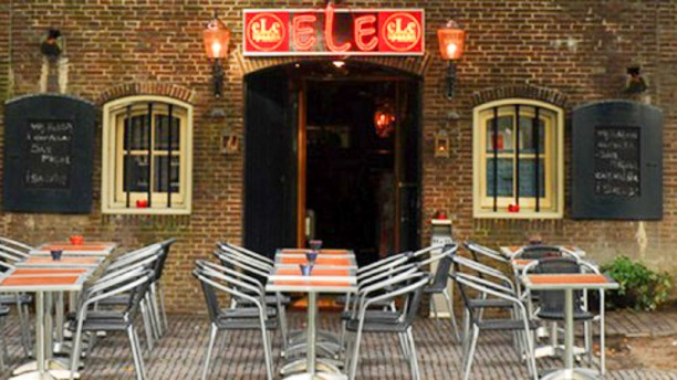 Spaans Restaurant Ele Ingang