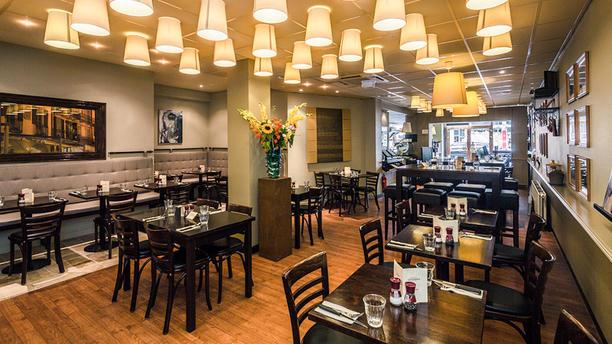 Guliano Restaurantzaal