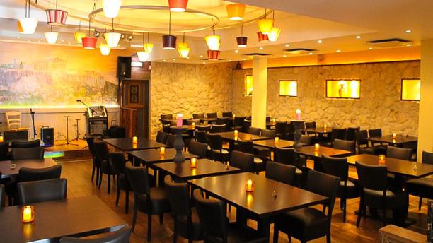 Alexios Restaurantzaal