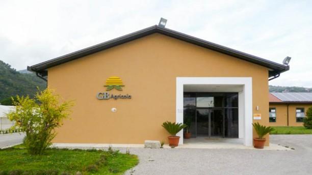 Gb Agricola- Casa Barbato Entrata