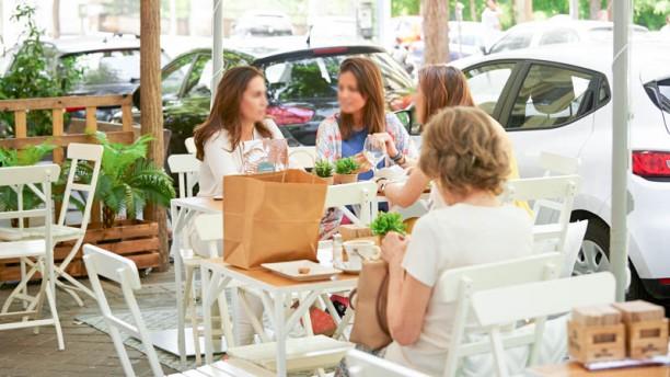 Restaurante moreto green en madrid museo del prado for Restaurante calle prado 15 madrid