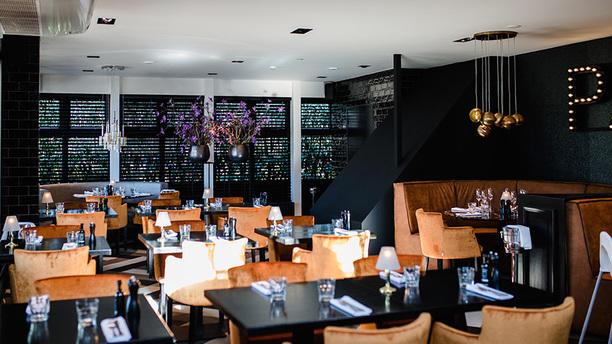 Brasserie Pastis Het restaurant