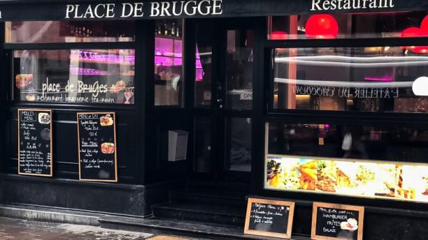 Place de Bruges Entrée