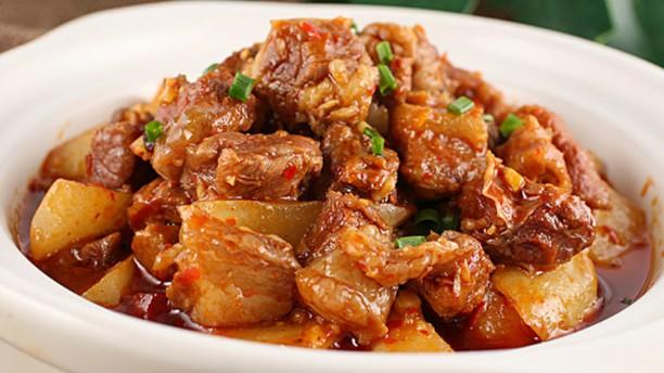 Tang Roulou Suggestion de plat