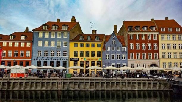 Nyhavns Færgekro Ingång