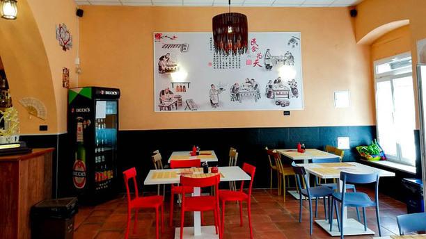 Bar da Lina Vista sala