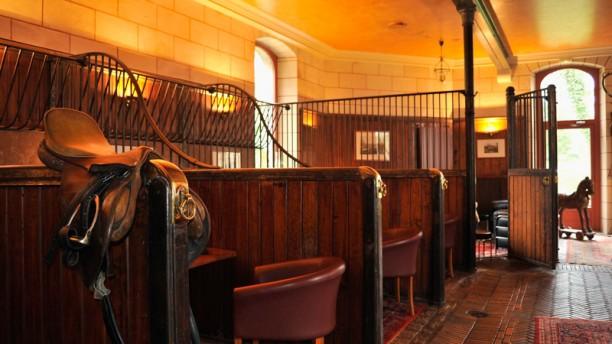 Hôtel de la Bretesche- Le Montaigu Bar des écuries