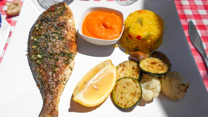 Topo Gigio - Restaurant - Agde
