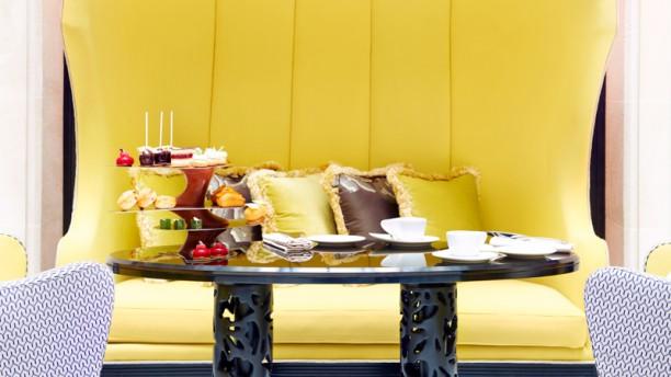 le bar du burgundy in paris restaurant reviews menu and prices thefork. Black Bedroom Furniture Sets. Home Design Ideas