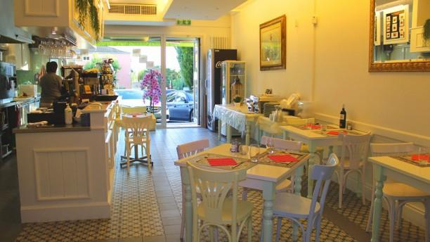 Globe Food Salle du restaurant