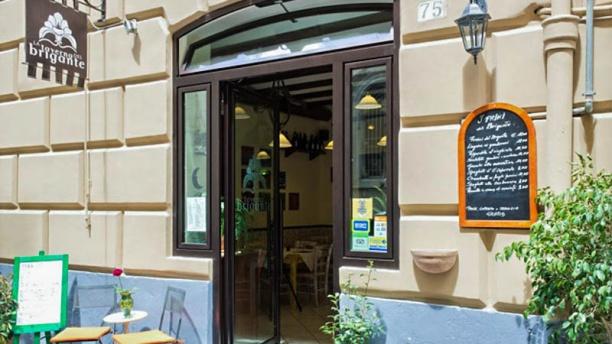 La Taverna del Brigante Vista facciata