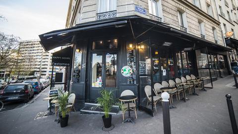 L'Estampe, Paris