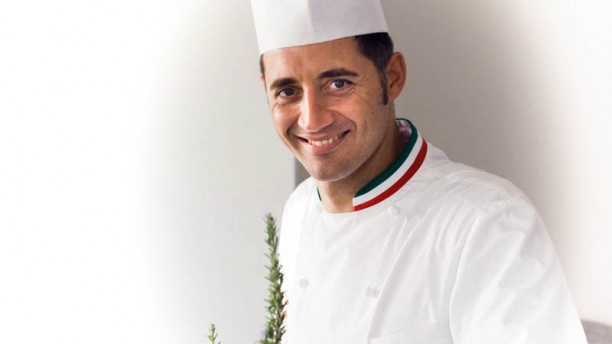 La Terrazza Chef  Fabio Ciervo
