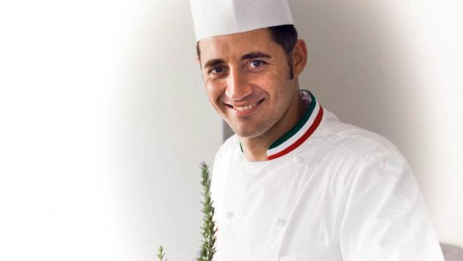 Chef  Fabio Ciervo - La Terrazza, Rome
