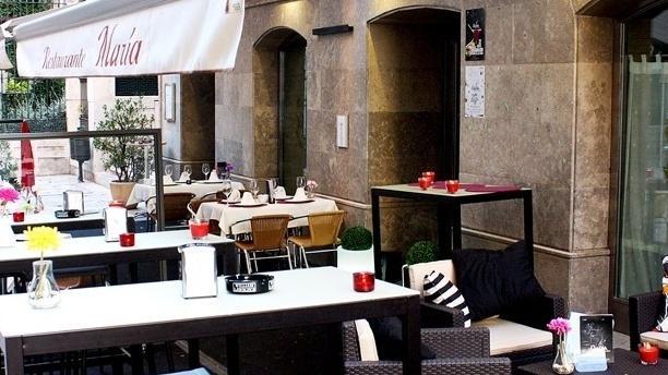 María La terraza Lounge