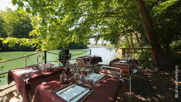 Restaurant Le Buldo Lyon
