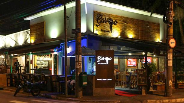 Garoa Bar e Restaurante Fachada