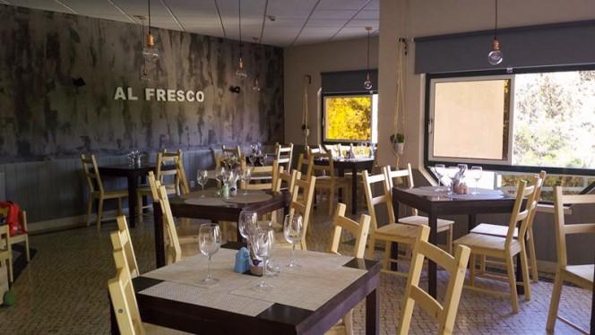 Al Fresco ristorante italiano a Portimão in Portogallo