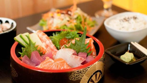 Sushi Kai Vue plat