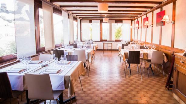 Le Grüti Salon du restaurant