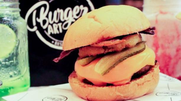 Burger Art Burger