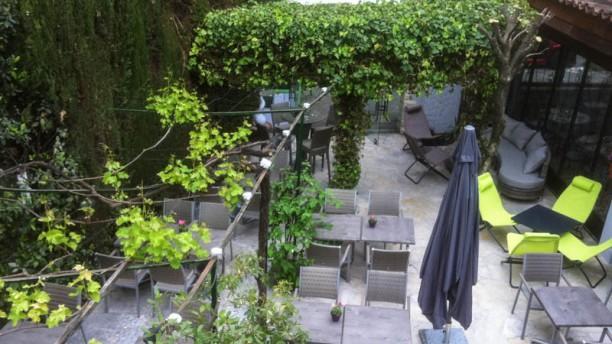 Le Brasier Terrasse
