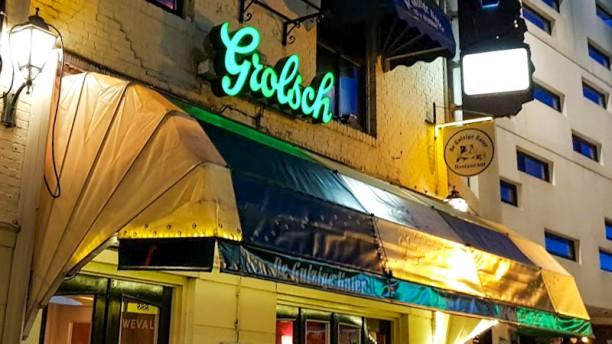 Restaurant De Gulzige Kater Ingang